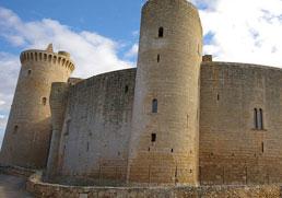 Ruta 2 - Nucli antic de Palma + Castell de Bellver i Poble Espanyol- 2:00 hores